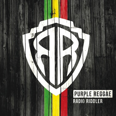 Purple Reggae by Radio Riddler