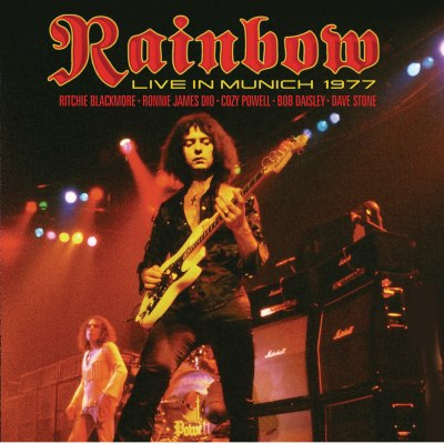 Live In Munich (CD/DVD) by Rainbow
