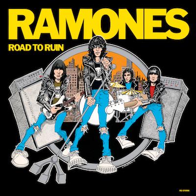 Ramones - Road To Ruin (40th Anniversary Deluxe Edition)