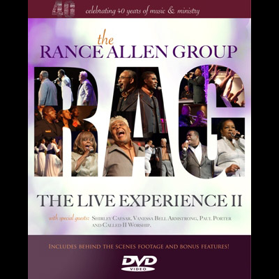 The Rance Allen Group - The Live Experience II (DVD)