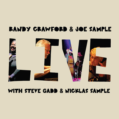 Live by Randy Crawford & Joe Sample