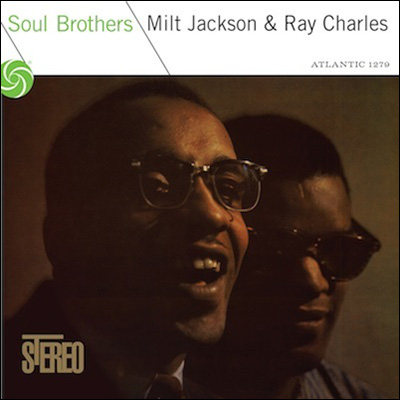 Soul Brothers (180g Vinyl) by Ray Charles & Milt Jackson