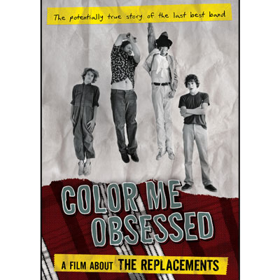 Color Me Obsessed: A Film About The Replacements (DVD) by The Replacements