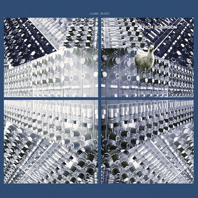 Rich Robinson - Llama Blues EP (Reissue)