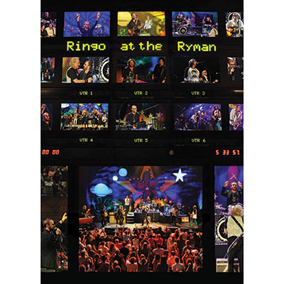 Ringo At The Ryman (DVD) by Ringo Starr