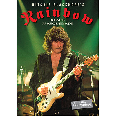 Black Masquerade (CD/DVD) by Ritchie Blackmore's Rainbow