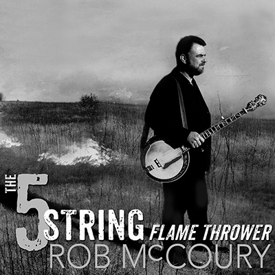 The 5 String Flamethrower by Rob McCoury