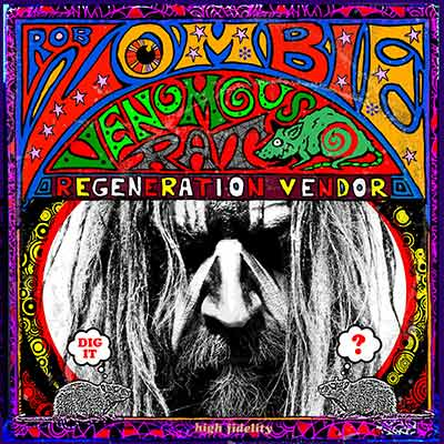 Venomous Rat Regeneration Vendor by Rob Zombie