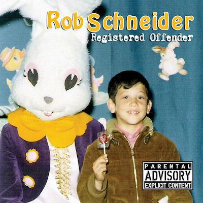 Rob Schneider - Registered Offender