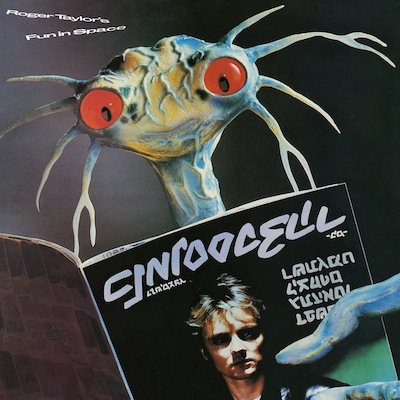 Roger Taylor - Fun In Space (Reissue)