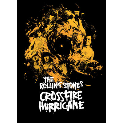 Crossfire Hurricane (DVD/Blu-ray) by The Rolling Stones