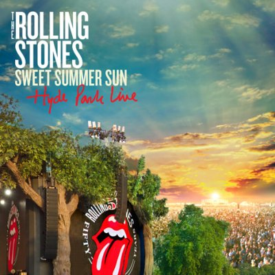 Sweet Summer Sun: Hyde Park Live (DVD/Blu-ray) by The Rolling Stones