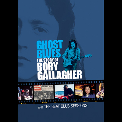 Rory Gallagher - Ghost Blues: The Story of Rory Gallagher & The Beat Club Sessions (DVD)