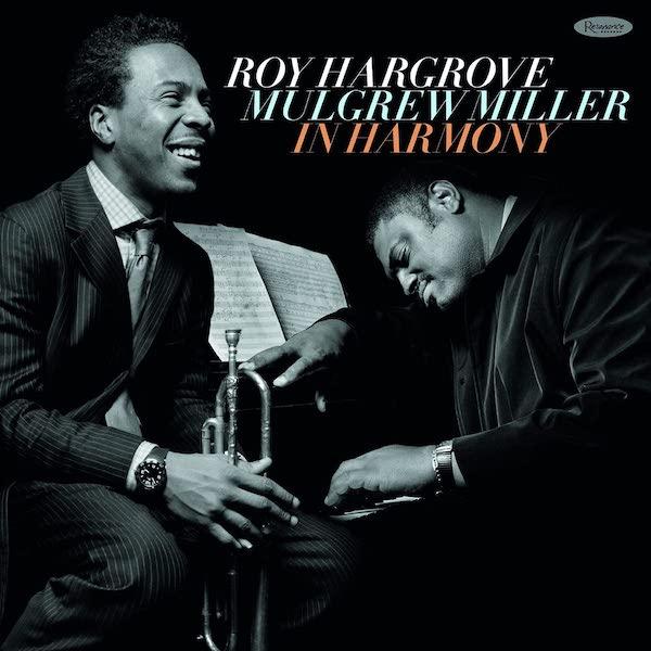 Roy Hargrove & Mulgrew Miller - In Harmony Vinyl (RSD Exclusive)