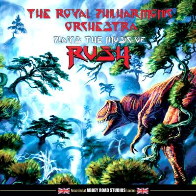 Plays The Music Of Rush by The Royal Philharmonic Orchestra