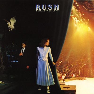 Rush - Exit…Stage Left (Vinyl Reissue)