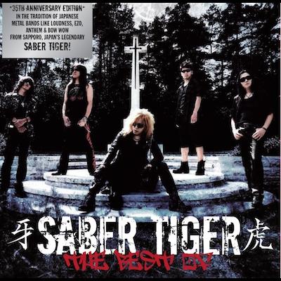 Saber Tiger - The Best Of