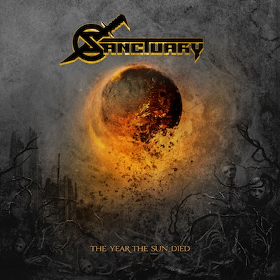 The Year The Sun Died by Sanctuary