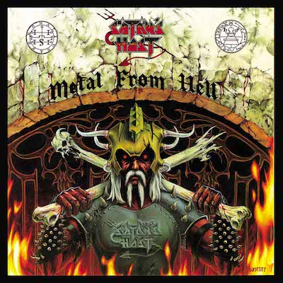 Satan's Host - Metal From Hell