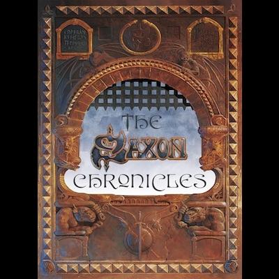 Saxon - The Saxon Chronicles (DVD Reissue)