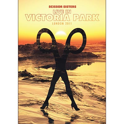 Live In London (DVD) by Scissor Sisters