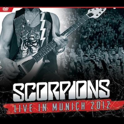 Scorpions - Live In Munich 2012 (DVD)