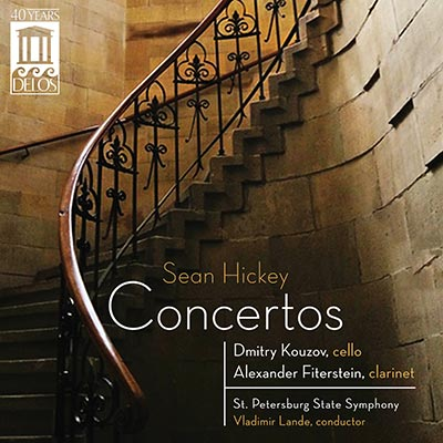 Concertos by Sean Hickey
