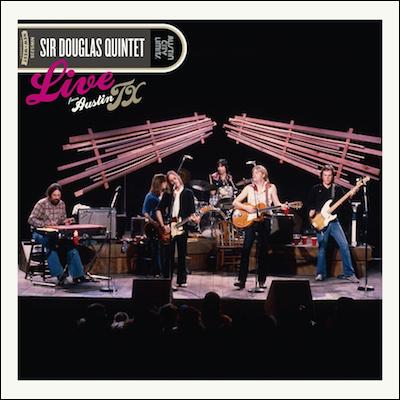 Sir Douglas Quintet - Live From Austin TX (Vinyl)