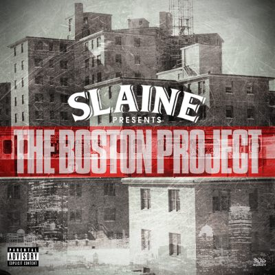 The Boston Project by Slaine
