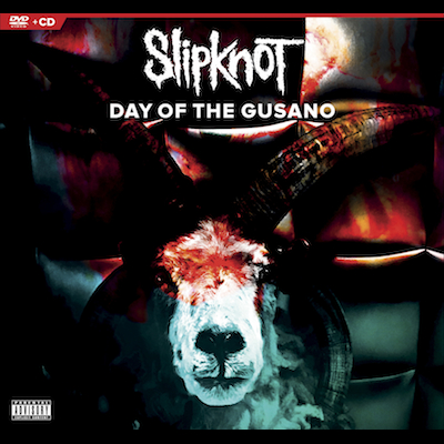 Slipknot, Day Of The Gusano (CD+DVD) New Music, Songs, & Albums, 2019
