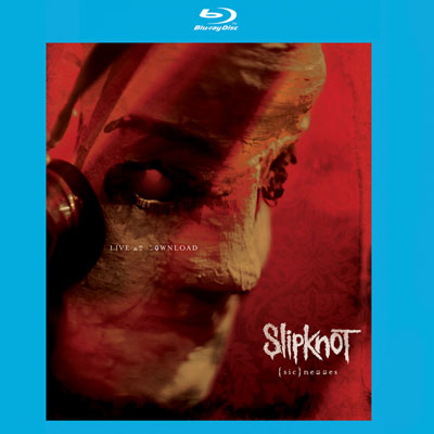 (Sic)nesses Live At Download (Blu-ray) by Slipknot