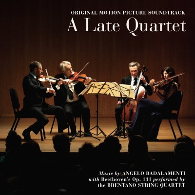 A Late Quartet by Soundtrack