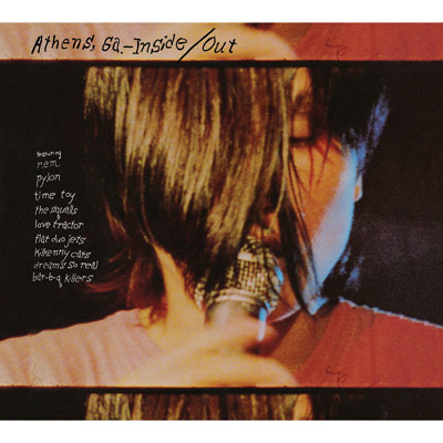 Athens, GA - Inside/Out (CD/DVD) by Soundtrack