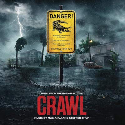 Max Aruj & Steffen Thum - Crawl: Music From The Motion Picture (Vinyl)