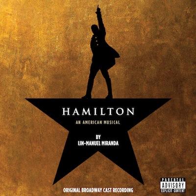 Soundtrack - Hamilton (Original Broadway Cast Recording)