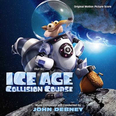 Soundtrack - Ice Age: Collision Course