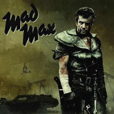 Soundtrack - The Mad Max Trilogy (3LP Set)