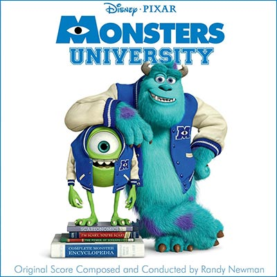 Monsters University by Soundtrack