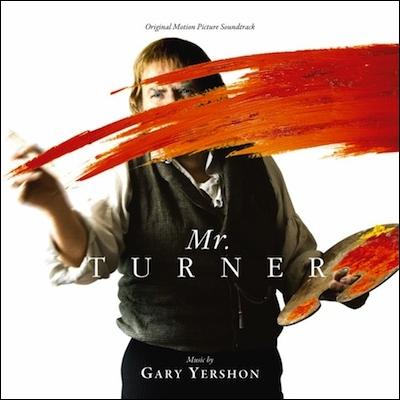 Mr. Turner by Soundtrack