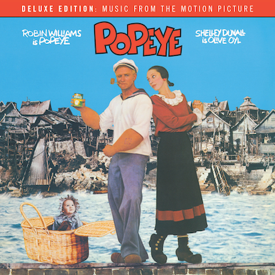 Soundtrack - Popeye: Music From The Motion Picture (Deluxe Edition)