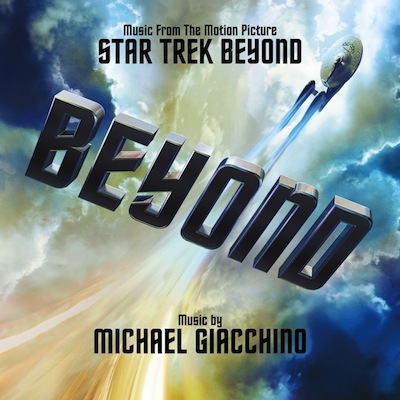 Soundtrack - Star Trek Beyond