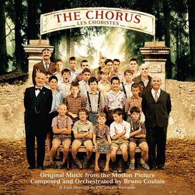 The Chorus: Original Music From The Motion Picture by Soundtrack