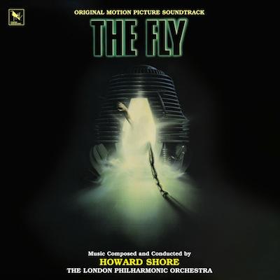 Soundtrack - The Fly (Vinyl)