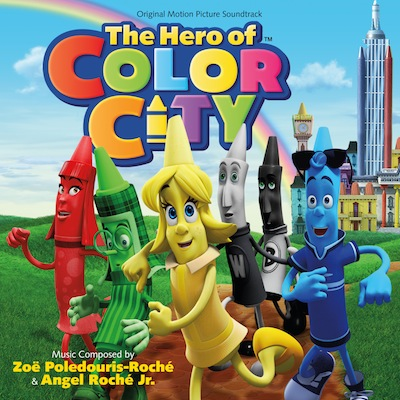 The Hero Of Color City by Soundtrack