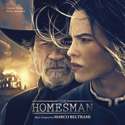 The Homesman by Soundtrack