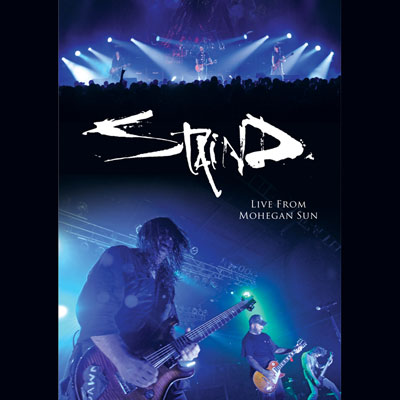 Live From Mohegan Sun (DVD/Blu-ray) by Staind