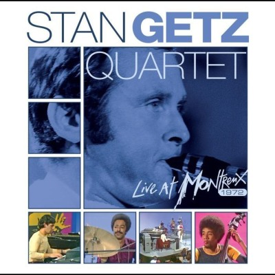 Live At Montreux 1972 (CD + DVD) by Stan Getz