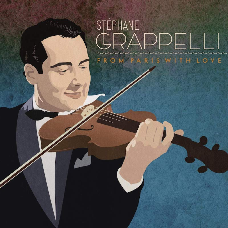 Stephane Grappelli - From Paris With Love