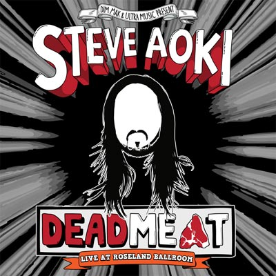 Deadmeat Live At Roseland Ballroom (DVD) by Steve Aoki