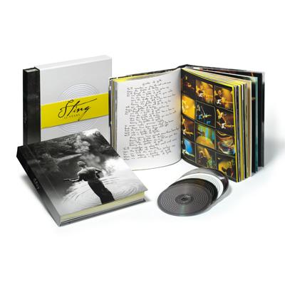 Sting - Sting: 25 Years (3CD / 1DVD Box Set)